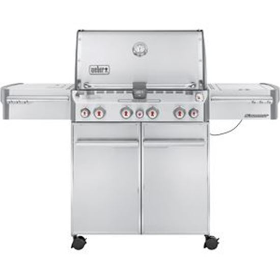 Strosniders Hardware Store  Weber Summit S-470 Gas Grill