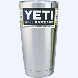 Picture of YETI Rambler 20 Oz. Steel Tumbler