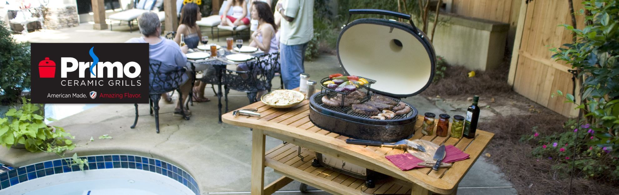 Picture for manufacturer Primo Grills