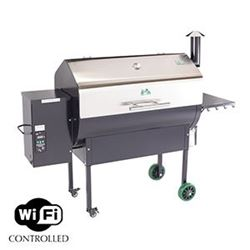 Picture of Jim Bowie Pellet Grill – WiFi