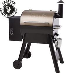 Picture of Traeger Pro Series 22 Grill - Bronze
