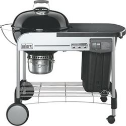 """Picture of Weber Performer Deluxe Charcoal Grill 22"""""""