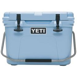 Picture of YETI Roadie 20 Qt. Cooler Ice Blue