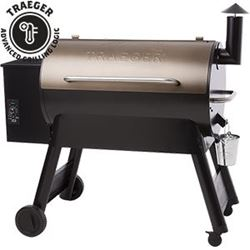 Picture of Traeger Pro Series 34 Grill - Bronze
