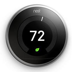 Picture of Nest Learning Thermostat - Third Generation